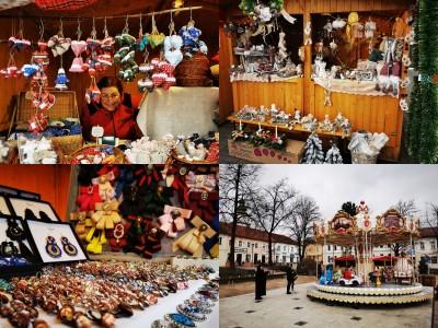 Foto: Vianočné trhy Prievidza 2019