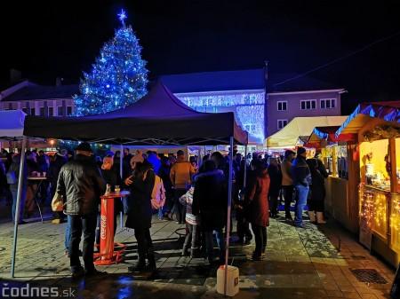 Foto: Vianočné trhy Prievidza 2019 38