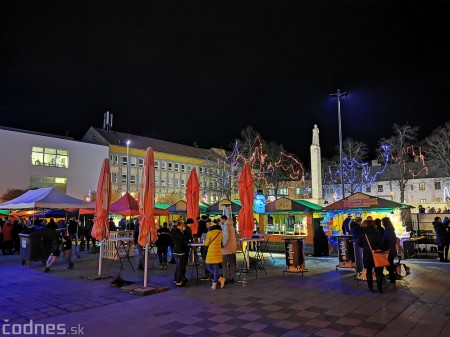 Foto: Vianočné trhy Prievidza 2019 40