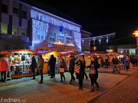 Foto: Vianočné trhy Prievidza 2019 42