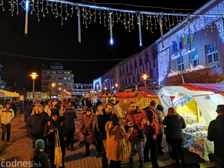 Foto: Vianočné trhy Prievidza 2019 43
