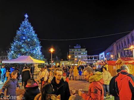 Foto: Vianočné trhy Prievidza 2019 37