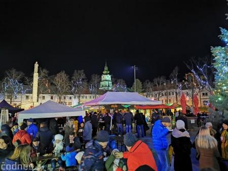 Foto: Vianočné trhy Prievidza 2019 44