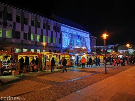 Foto: Vianočné trhy Prievidza 2019 47