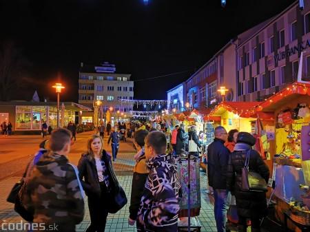 Foto: Vianočné trhy Prievidza 2019 50