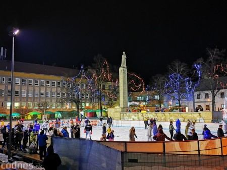 Foto: Vianočné trhy Prievidza 2019 51