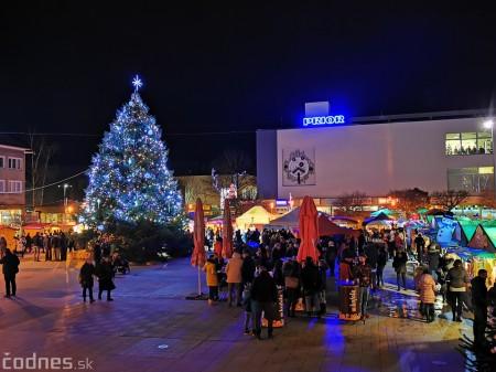 Foto: Vianočné trhy Prievidza 2019 52