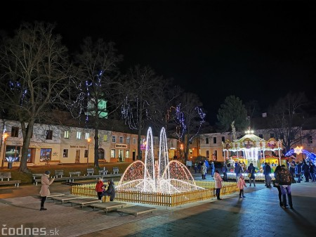Foto: Vianočné trhy Prievidza 2019 53