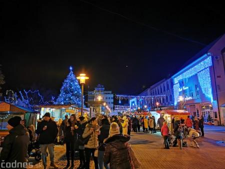 Foto: Vianočné trhy Prievidza 2019 54