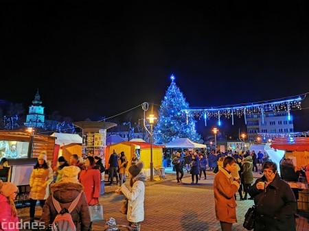 Foto: Vianočné trhy Prievidza 2019 55
