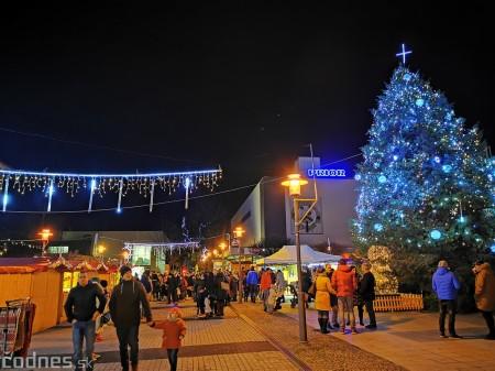 Foto: Vianočné trhy Prievidza 2019 56