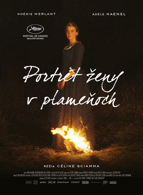 FK´93 - Portrét ženy v plameňoch