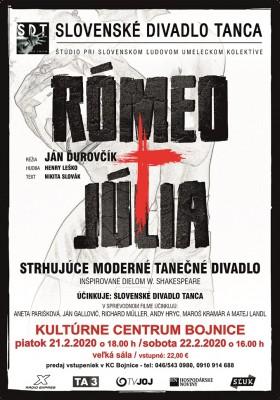 RÓMEO + JÚLIA