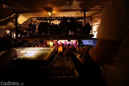 Foto a video: Koncert Homosapiens - Piano club Prievidza 2019 0