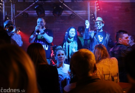 Foto a video: Koncert Homosapiens - Piano club Prievidza 2019 3