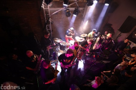 Foto a video: Koncert Homosapiens - Piano club Prievidza 2019 18