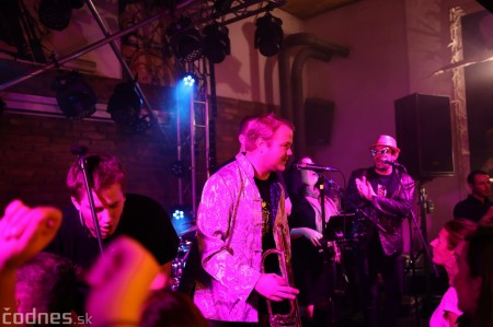 Foto a video: Koncert Homosapiens - Piano club Prievidza 2019 27