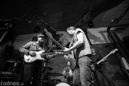 Foto a video: Rene Lacko + Marek Homola & friends jam 3