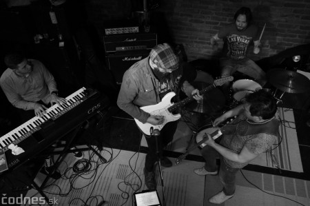 Foto a video: Rene Lacko + Marek Homola & friends jam 9