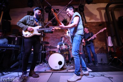 Foto a video: Rene Lacko + Marek Homola & friends jam