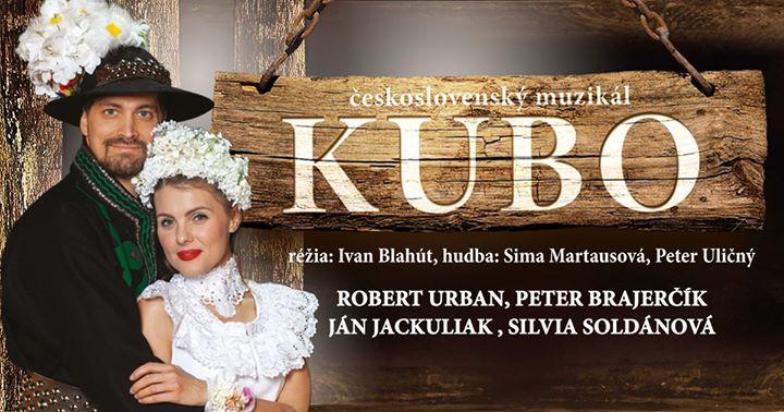 Nový termín - KUBO československý muzikál - Handlová
