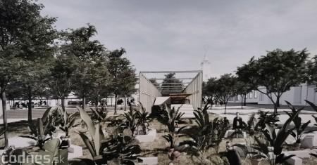 Foto a video: Aké bude nové Námestie slobody v Prievidzi ? 8