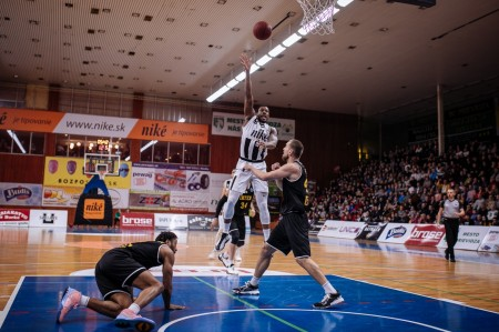Foto: BC Prievidza - Inter Bratislava 67:83 0