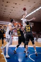 Foto: BC Prievidza - Inter Bratislava 67:83 5