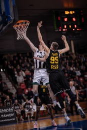 Foto: BC Prievidza - Inter Bratislava 67:83 9