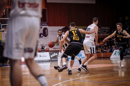Foto: BC Prievidza - Inter Bratislava 67:83 23