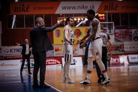Foto: BC Prievidza - Inter Bratislava 67:83 26
