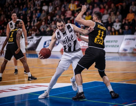 Foto: BC Prievidza - Inter Bratislava 67:83 31