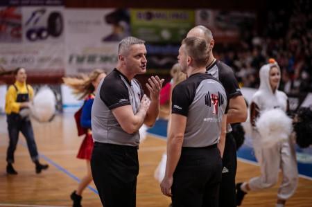 Foto: BC Prievidza - Inter Bratislava 67:83 58