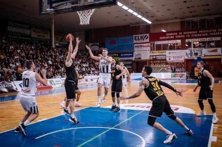 Foto: BC Prievidza - Inter Bratislava 67:83 65