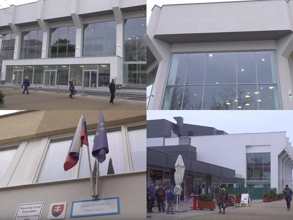 """Video: Štátna správa v Prievidzi pod jednou strechou. Budú v pristavbe """"Titaniku"""""""