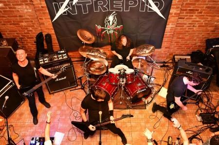 Foto a video: Intrepid Metallica Revival - Prievidza 2020 - Piano club 0