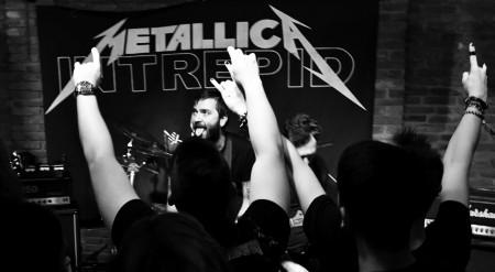 Foto a video: Intrepid Metallica Revival - Prievidza 2020 - Piano club 3