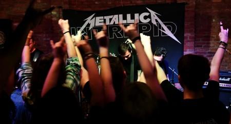 Foto a video: Intrepid Metallica Revival - Prievidza 2020 - Piano club 4