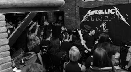 Foto a video: Intrepid Metallica Revival - Prievidza 2020 - Piano club 5