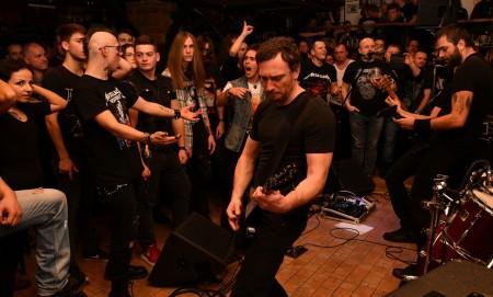 Foto a video: Intrepid Metallica Revival - Prievidza 2020 - Piano club 6