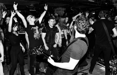 Foto a video: Intrepid Metallica Revival - Prievidza 2020 - Piano club 7