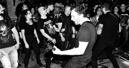 Foto a video: Intrepid Metallica Revival - Prievidza 2020 - Piano club 8