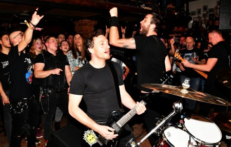 Foto a video: Intrepid Metallica Revival - Prievidza 2020 - Piano club 10