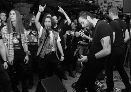 Foto a video: Intrepid Metallica Revival - Prievidza 2020 - Piano club 12