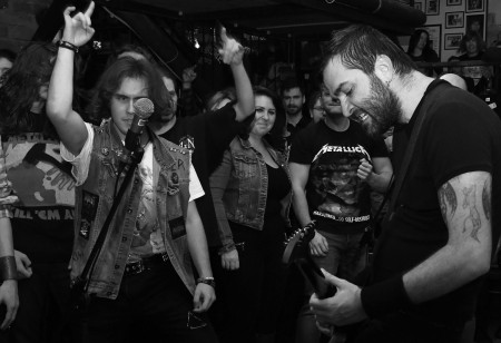 Foto a video: Intrepid Metallica Revival - Prievidza 2020 - Piano club 13