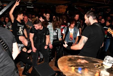 Foto a video: Intrepid Metallica Revival - Prievidza 2020 - Piano club 14