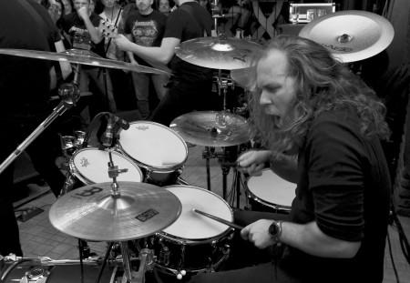 Foto a video: Intrepid Metallica Revival - Prievidza 2020 - Piano club 15
