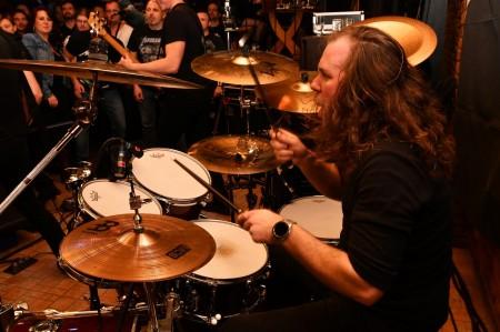 Foto a video: Intrepid Metallica Revival - Prievidza 2020 - Piano club 16