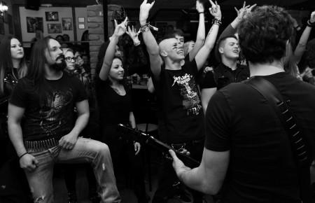 Foto a video: Intrepid Metallica Revival - Prievidza 2020 - Piano club 17