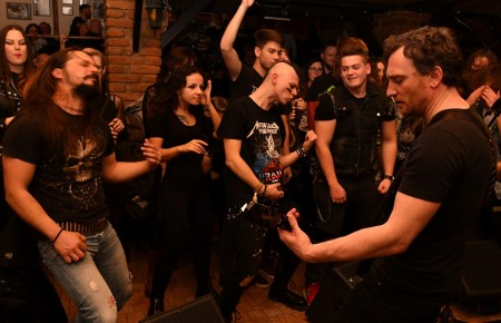 Foto a video: Intrepid Metallica Revival - Prievidza 2020 - Piano club 18
